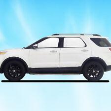 Fit For Ford Explorer 2011-2019 Front Back Side Window Sunshade UV Block 4pcs