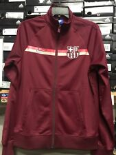 Nike Barcelona Track Jacket 2019 Away Burgundy Pink Size Small Only
