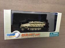 Dragon Armor 60313 German Camo 19th Panzer Pionierpazerwagen Halftrack 1/72 New