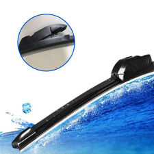 1 Piece Car Windshield Wiper Blade For U-Type Hook Rubber Frameless Bracketless