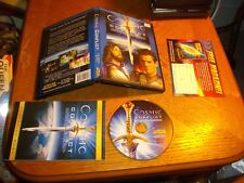 cosmic conflict the origin of evil dvd