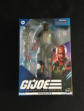 GI JOE Classified Series Wave 1 Roadblock 6? Inch Action Figure By Hasbro 01 NIB