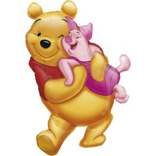 Amscan 0777101 20 X 32-inch Big Pooh Hug Super Shape Foil Balloon