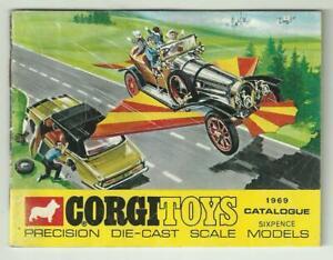 Corgi Toys 1969  Catalogue
