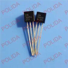 500pair OR 200PCS Transistor CHANGJIANG/ON TO-92 2N3904/2N3906
