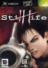 STILL LIFE / MICROSOFT XBOX / NEUF SOUS BLISTER D'ORIGINE / VF
