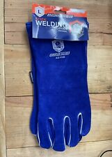 Armour Guard Stick Welding Gloves Large