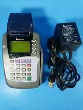 New ListingOmni 3200 Credit Card Terminal Machine with Power Supply