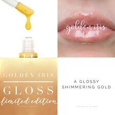 Golden Iris Gloss - LIMITED EDITION - LipSense SeneGence - Full size