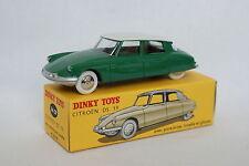 Dinky Toys Atlas 1/43 - Citroen DS 19 Verde