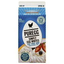 Puregg Simply Egg Whites 500g