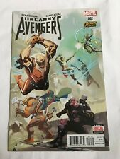 Uncanny Avengers #2 (Marvel 2015) – New Comic Book Memorabilia (Free Shipping)