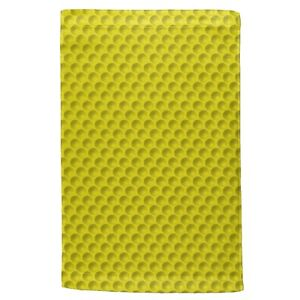 Golf Ball Costume Yellow All Over Sport Towel