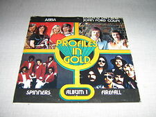 ABBA JOHN FORD COLEY SPINNERS FIREFALL 33 TOURS UK COCA