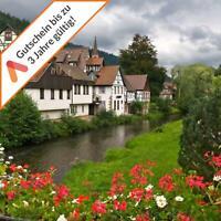 Kurzreise Schwarzwald Oberkirch 3 Tage für 2 Personen Weinprobe Hotelgutschein