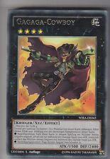 YU-GI-OH Gagaga Cowboy Rare WIRA-DE043
