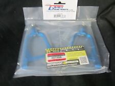 HPI Baja 5B 5T 5SC GPM Alloy Front Upper Arm Set in Blue GPM103B (Integy)