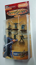 HEROSCAPE Ninjas Samurai Expansion Pack HASBRO Game Miniature Action Figure MINT