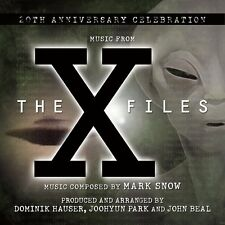 X FILES: A 20th ANNIVERSARY CELEBRATION Music by Mark Snow