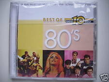 BEST OF Anni '80 /best of RADIO 10 ORO NUOVO CD 6398