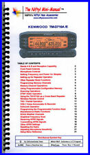 Kenwood TM-D710A Nifty Quick Reference Guide, TM-D710