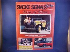 1929 Oakland Sport Roadster,1957-1958 Bonneville, Bobcat GTO--Smoke Signals 9-97