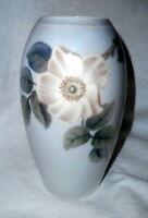 """Vintage Bing & Grondahl Porcelain FLOWER VASE # 7904 251 Denmark 7"""" B&G Old Mark"""