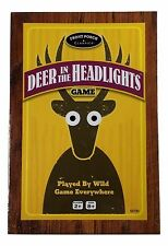 Deer in the Headlights Card Game New Cards Sealed University Games 2014
