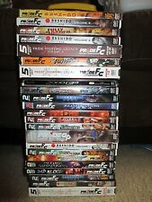 Pride FC Fighting MMA DVD collection FEDOR CRO COP RAMPAGE