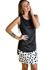 Formal Geometric Skirts for Women