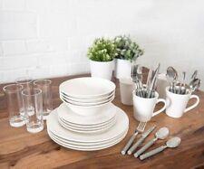 Sabichi Porcelain Complete Dining Sets