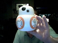 DISNEY STAR WARS BB8 DROID DRINKING / SNACK BOTTLE IDEAL CHRISTMAS GIFT!