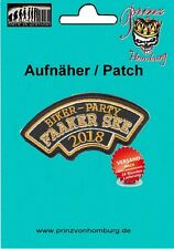 FAAKER SEE Biker Party 2018 PATCH