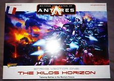 Beyond the Gates of Antares, jeu de figurine, Bolt action VF
