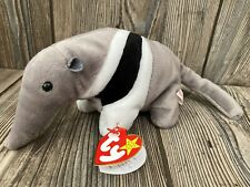 Ty Beanie Baby Ants - Anteater/Aardvark - Rare Retired 1998 Excellent Condition