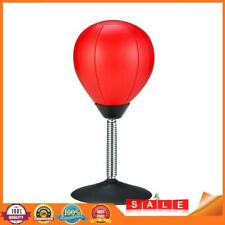 Desktop Punching Bag Stress Buster Suction Cup Stress Relief Ball with Pump A#S