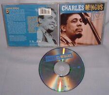CD CHARLES MINGUS The Definitive Ken Burns Jazz CANADA