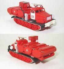 Auto-& Verkehrsmodelle mit Einsatzfahrzeug aus Resin