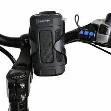 Portable Bluetooth Speaker Wireless Waterproof Speaker with Bike Mount + Remote