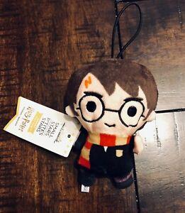 HARRY POTTER Hallmark Figural Plush Christmas Tree Ornament Hogwarts Gryffindor