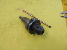 "LYNDEX BT 40 TAPER x 1/2"" END MILL HOLDER cnc milling machine bt40 tool arbor"