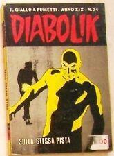 DIABOLIK anno XIX n° 24 (Astorina, 1980)