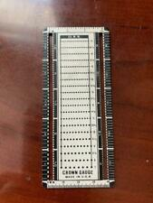 CROWN Stamp Perforation Gauge - Metal
