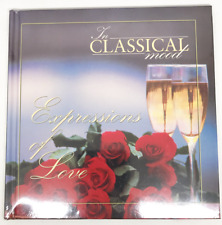 Brand New In Classical Mood: Expressions of Love #6 CD & Book of Mozart Gershwin