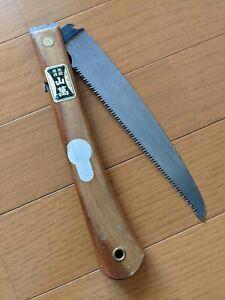 Japanese Nokogiri Unused Folding Saw 210mm Carpentry Tool Japan 0508