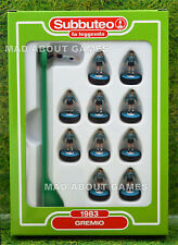 GREMIO Lw Teams Lightweight Board Game Toy Figures Sport Football Brazil
