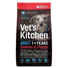 Nourriture adultes saumon pour chien