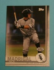 2019 Topps Pro Debut, AZL White Sox - NICK MADRIGAL