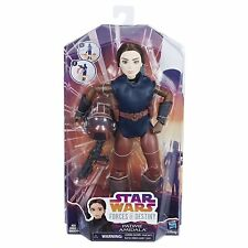 Hasbro Star Wars Forces of Destiny PADME AMIDALA NABOO FIGHTER PILOT IN STOCK
