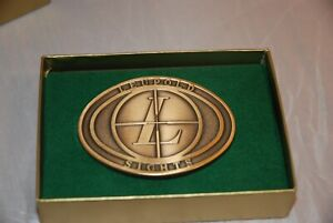 Leupold Sights solid brass buckle- New in box